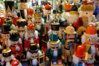 Немецкий рождественский базар в Посольстве