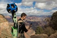 В поход по Гранд-Каньону с Google Maps