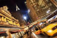 такси в Нью Йорке