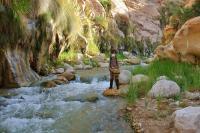 """Поход в Иорданию """"Песни пустынного ветра в каньоне"""""""