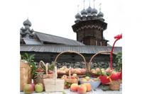 Яблочный Спас и День Кижской волоси в музее-заповеднике Кижи