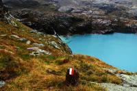 Ортлер: озеро Карезер