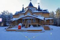 Родина Деда Мороза в 3D и новогодний квест