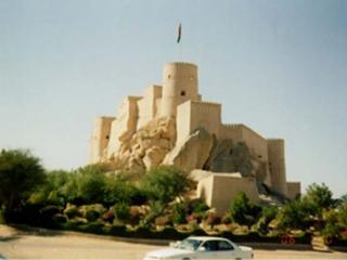 Природа и экзотика государства Оман