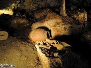 Рождественские гуляния у Красных пещер (Крым)