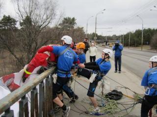 Поисково-спасательный отряд Экстремум ищет помощников