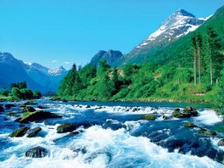 Настоящая Норвегия