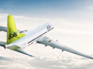 Предновогодняя распродажа авиабилетов от AirBaltic на лето 2016