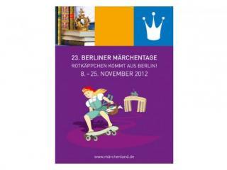 Фестиваль сказок в Берлине