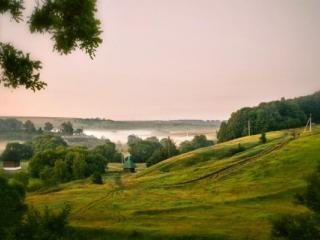 Приглашаем в поход на выходные по живописной долине реки Осётр!