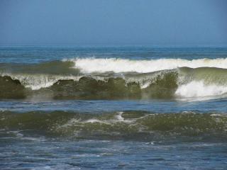 Прогноз волн на Каспийском море