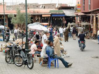 Marrakech. Photo by Feliciano Guimarães, CC BY 2.0