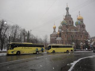 11 ноября открывается ежедневное автобусное сообщение между Петербургом и Иматрой