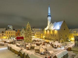 Таллиннская рождественская ярмарка